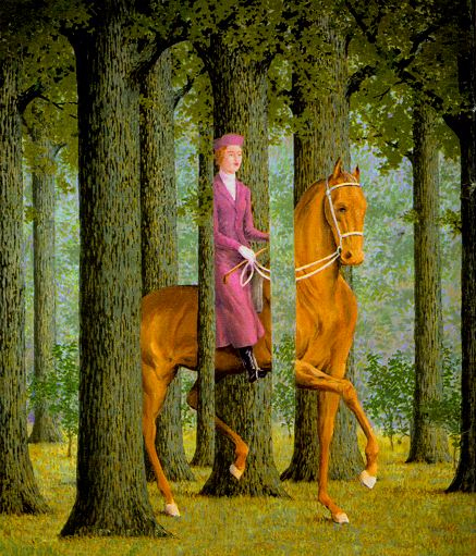 Lady Horse Trees