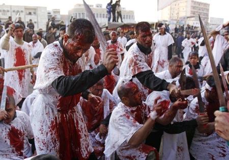 Bloody Religion